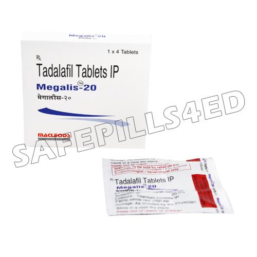Buy Megalis 20 Mg