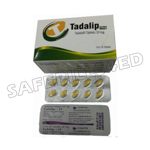 Buy Tadalip 10 Mg