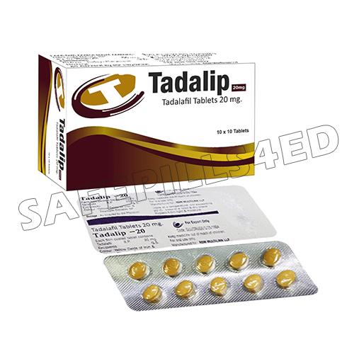 Buy Tadalip 20mg