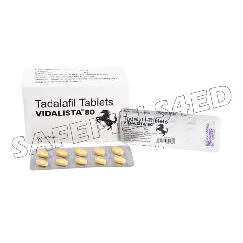 Vidalista 80 mg