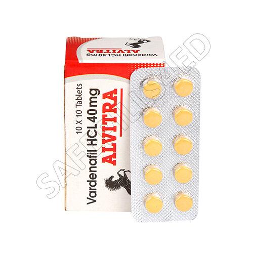 Buy Alvitra 40 Mg